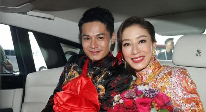 Hoa dan TVB Duong Di mang thai lan dau o tuoi 40? hinh anh 2