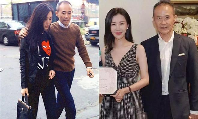 Sao nu 'Chan Hoan truyen' sinh them con cho ty phu U70? hinh anh 2