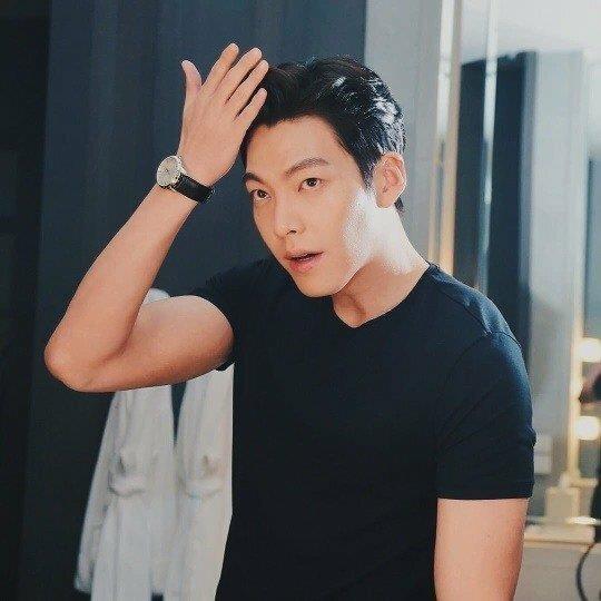 Kim Woo Bin bi ung thu anh 1