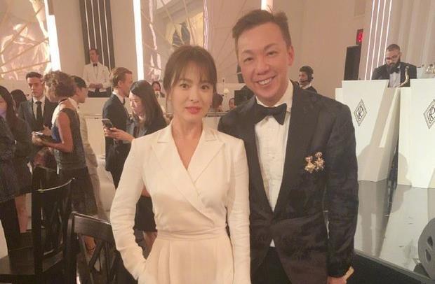 Song Hye Kyo noi ve cam xuc sau khi ly hon Song Joong Ki hinh anh 1