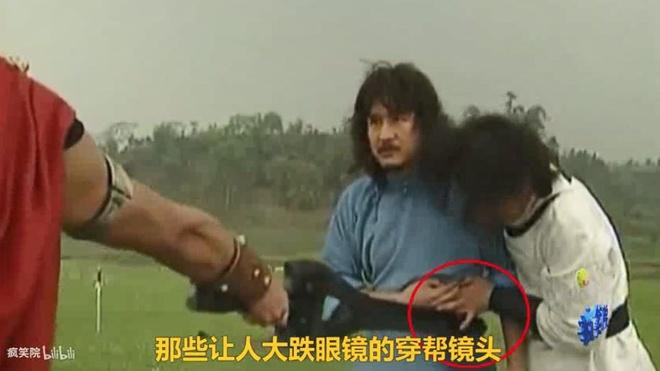 Những cảnh phi lý gây cười trong phim cổ trang Trung Quốc