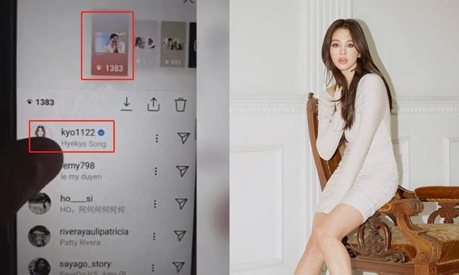 Song Hye Kyo xem hinh cua Song Joong Ki sau khi ly hon hinh anh 1