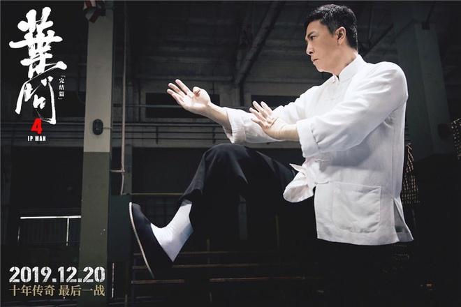 Trailer phim 'Diep Van 4' do Chan Tu Dan dong chinh hinh anh