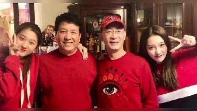 Anh hiem hoi cua con gai 'Ton Ngo Khong' Luc Tieu Linh Dong hinh anh 1
