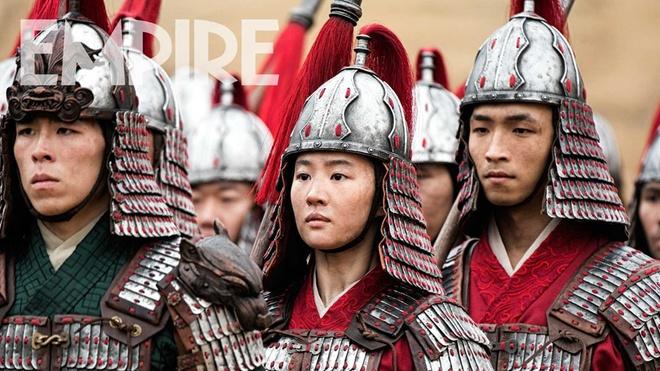 Trung Quoc lam phim 'Hoa Moc Lan' doi dau voi ban cua Disney hinh anh 2