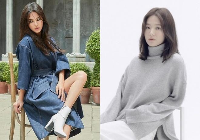 Song Hye Kyo tro lai mang xa hoi voi loat anh moi sau ly hon hinh anh 7