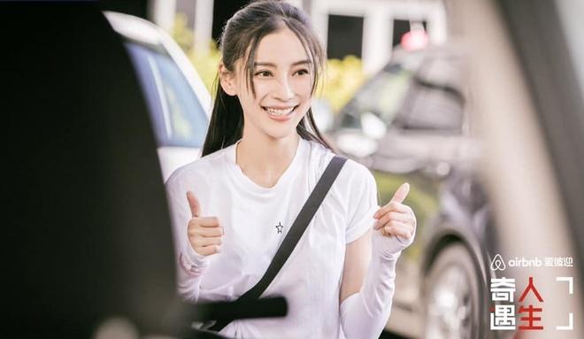 Angelababy khong muon mang danh 'vo Huynh Hieu Minh' hinh anh 2