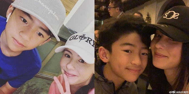 Con trai Ta Dinh Phong anh 2