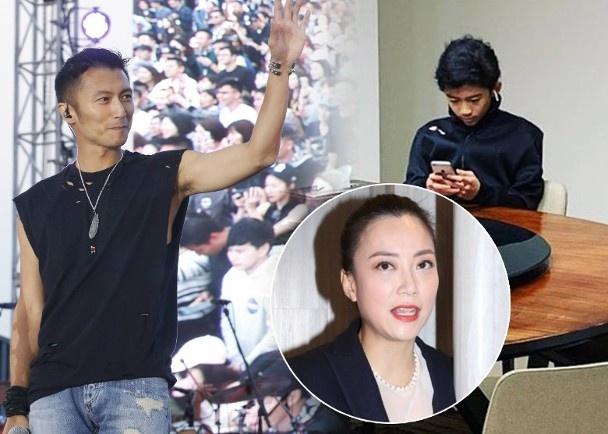 Con trai cho rằng Tạ Đình Phong không xứng với Trương Bá Chi