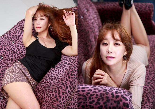 Ha Na Kyung - sao nu trang tay sau su co lo hang, hanh hung ban trai hinh anh 11