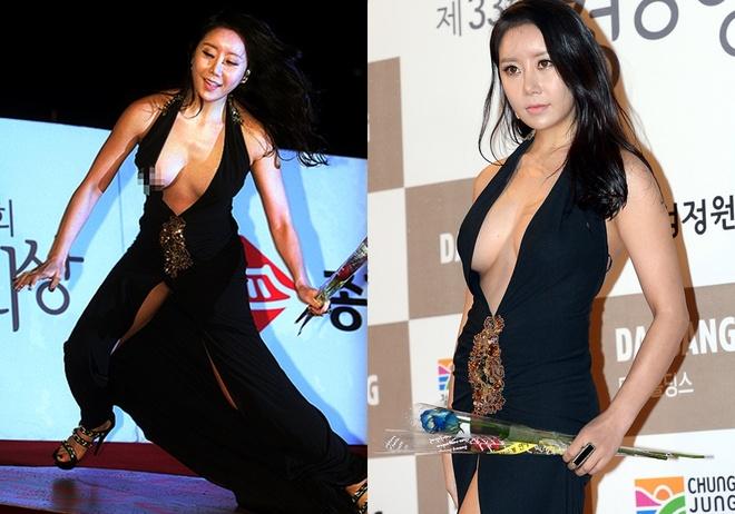 Ha Na Kyung - sao nu trang tay sau su co lo hang, hanh hung ban trai hinh anh 2