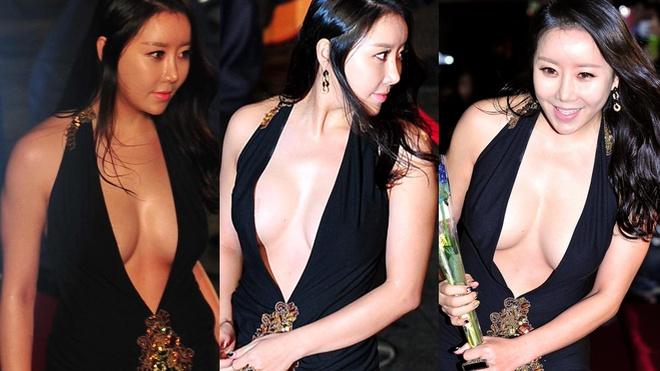 Ha Na Kyung - sao nu trang tay sau su co lo hang, hanh hung ban trai hinh anh 4