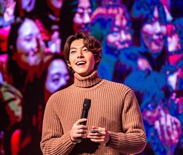 Kim Woo Bin lay lai voc dang sau 2 nam dieu tri ung thu hinh anh 1