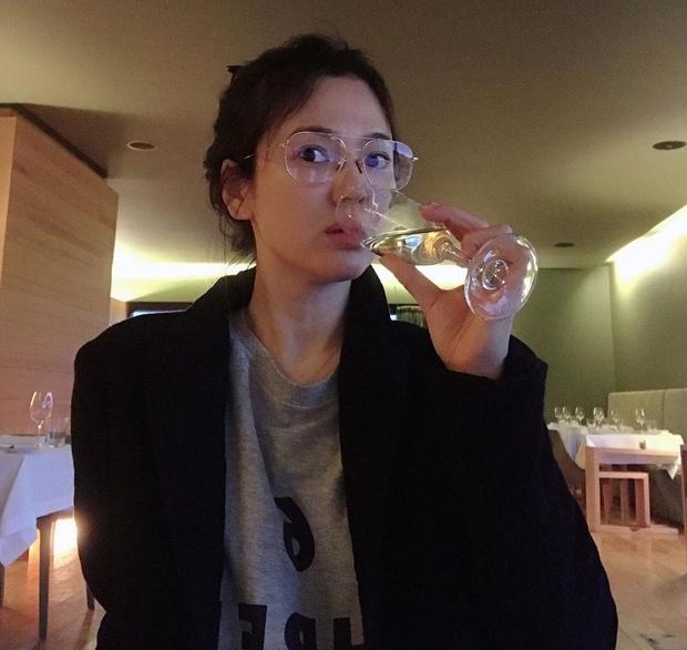 Song Hye Kyo sau khi ly hon anh 1