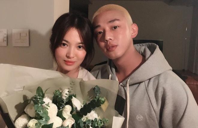 Song Hye Kyo sau khi ly hon anh 2
