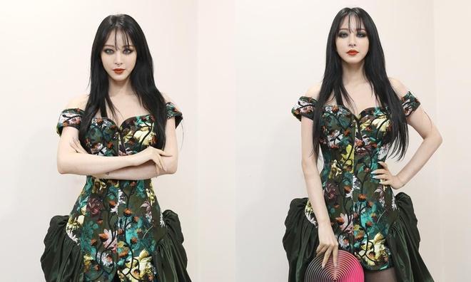 Kim Tae Hee, Han Ye Seul dep lan at dan idol tre tuoi hinh anh 4 ha3.jpg