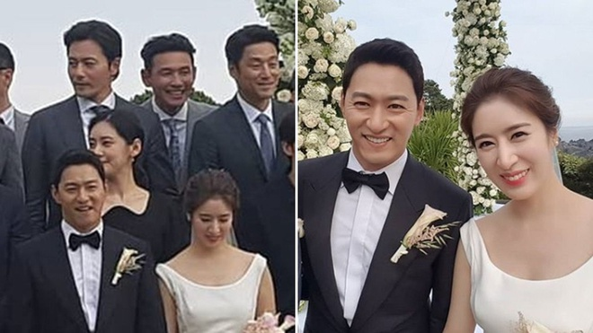 Jang Dong Gun di ngoai tinh anh 2