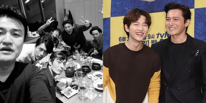 Song Joong Ki, Hyun Bin vuong nghi van tim gai mua vui hinh anh 2 songg.jpg