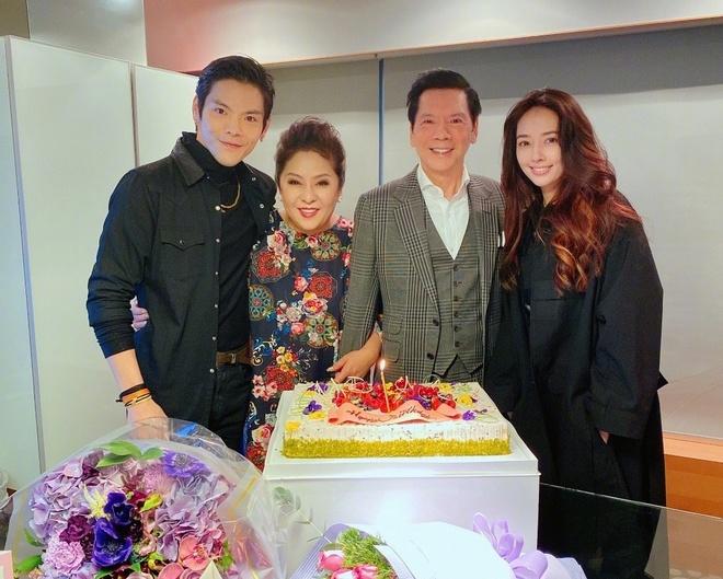 Ba Tran Lam giuc Quach Bich Dinh som sinh con hinh anh 1 Quach_Bich_Dinh1.jpg