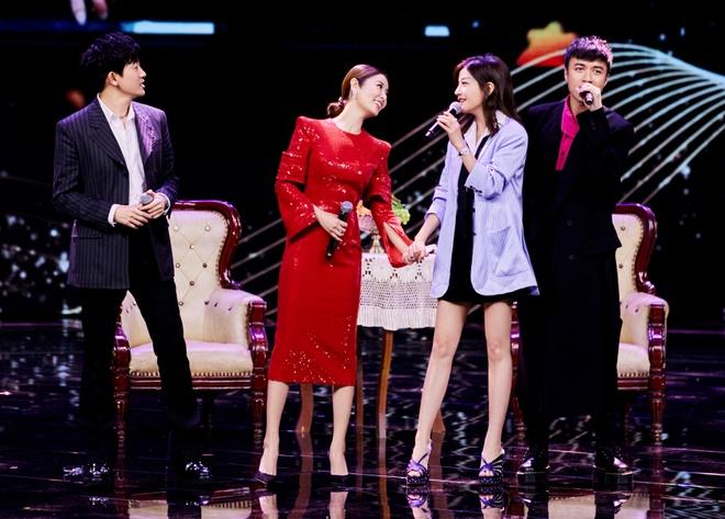 Trieu Vy, Co Cu Co cung dan sao 'Tan dong song ly biet' hoi ngo hinh anh 2 dong_song_ly_biet.jpg