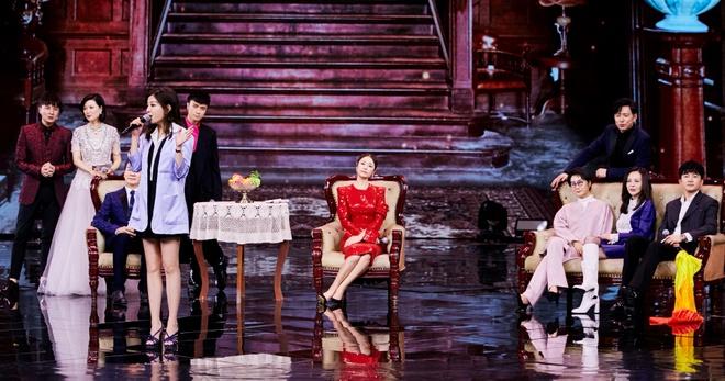 Trieu Vy, Co Cu Co cung dan sao 'Tan dong song ly biet' hoi ngo hinh anh 1 dong_song_ly_biet2.jpg