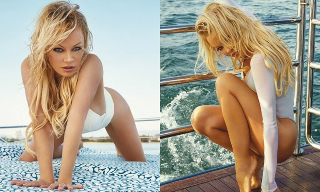 Pamela Anderson anh 7
