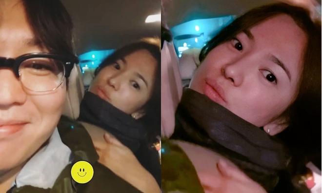 Song Hye Kyo don nam moi vui ve ben ban be hinh anh 1 song8.jpg