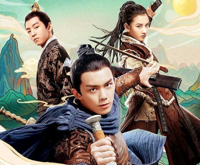 Phim co trang Trung Quoc bi che vi ky xao do den muc gay cuoi hinh anh 3 sonn.jpg