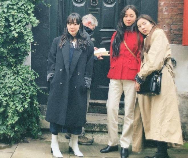 Gong Hyo Jin va Yoo Ah In khong du show thoi trang vi dich Covid-19 hinh anh 1 gong_hyo_jin.jpg