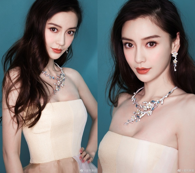 Loat anh thoi moi vao nghe cua Angelababy hinh anh 7 abb.jpg