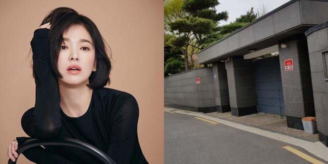 Song Hye Kyo rao ban biet thu gan 7 trieu USD hinh anh 1 song7.jpg