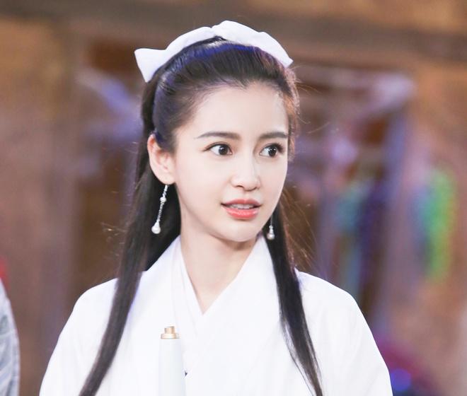 Angelababy dong Tieu Long Nu anh 5