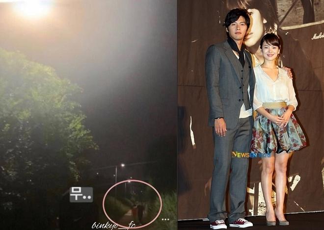 Song Hye Kyo hen ho Hyun Bin anh 1