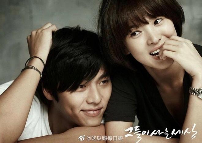 Song Hye Kyo hen ho Hyun Bin anh 2