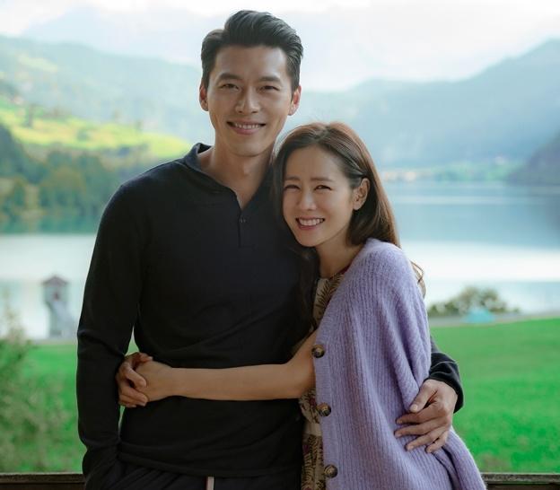 Son Ye Jin hen ho Hyun Bin anh 2