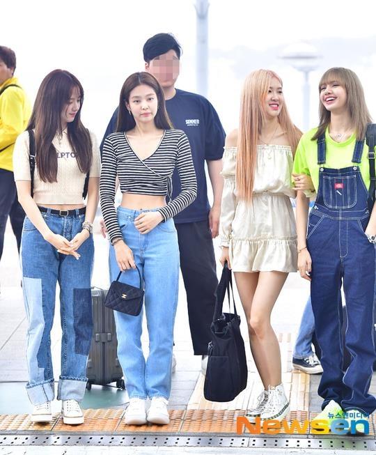 Thời trang khoe vòng eo con kiến của công chúa Kpop mới