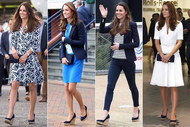 4 món đồ gây tranh cãi của Công nương Kate Middleton
