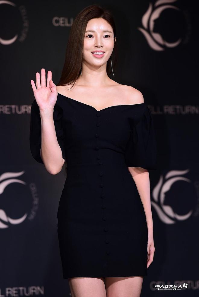 Lee Da Hae tham my qua da anh 8