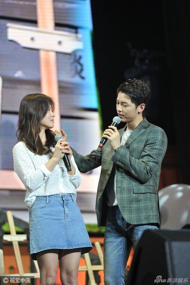 Thời trang ăn ý của Song Hye Kyo và Song Joong Ki ngày còn yêu - Ảnh 7