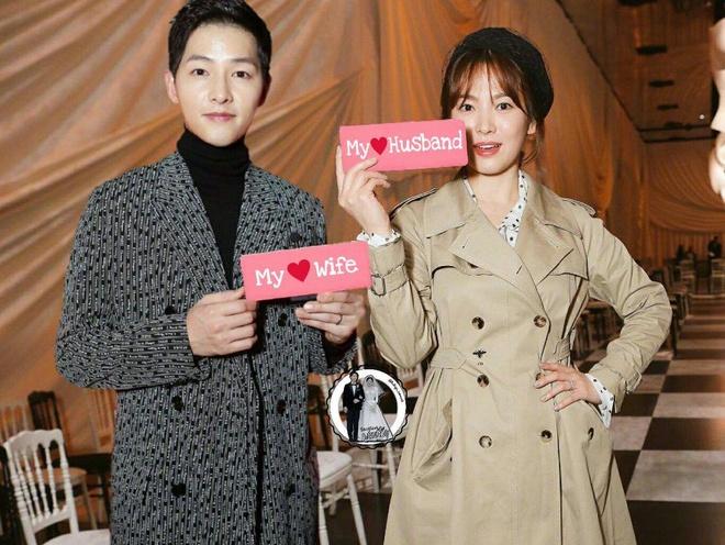Thời trang ăn ý của Song Hye Kyo và Song Joong Ki ngày còn yêu - Ảnh 5