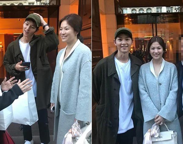 Thời trang ăn ý của Song Hye Kyo và Song Joong Ki ngày còn yêu - Ảnh 8