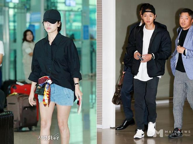Thời trang ăn ý của Song Hye Kyo và Song Joong Ki ngày còn yêu - Ảnh 9