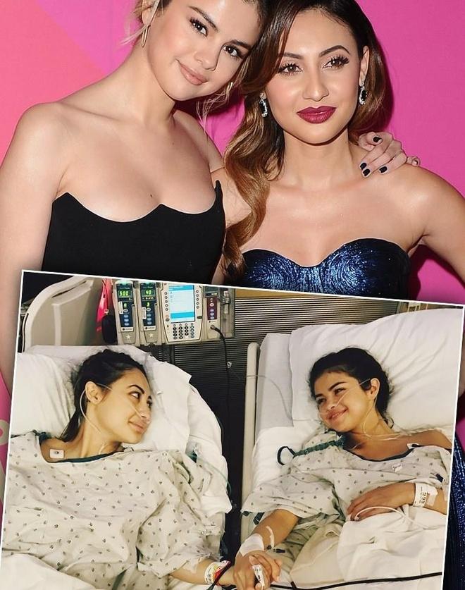 Selena Gomez vẫn uống rượu sau khi ghép thận