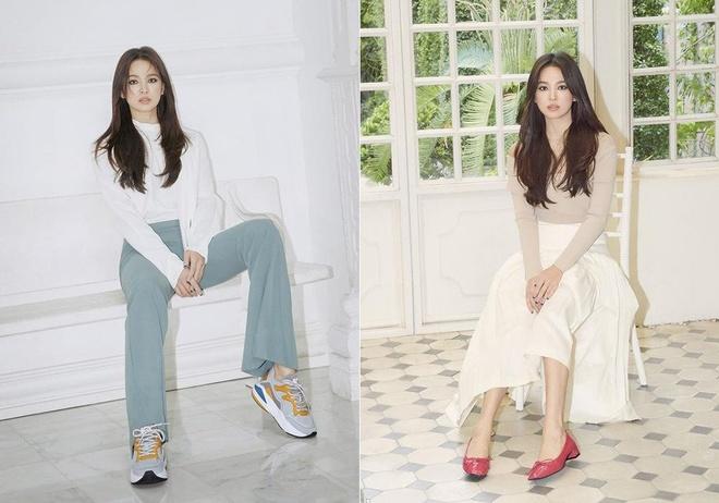 Song Hye Kyo sau khi bo chong anh 2