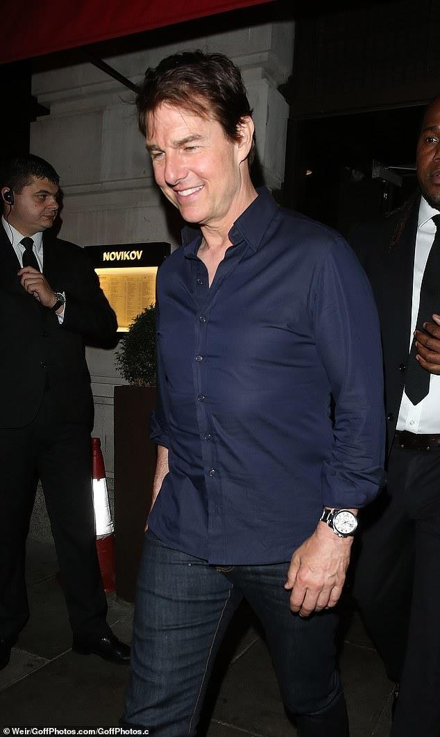 Tom Cruise va vo cu Katie Holmes deu doc than vui ve hinh anh 3