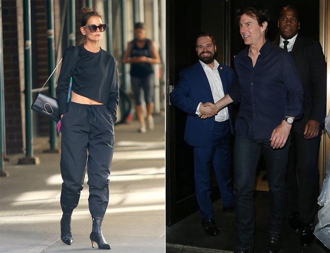 Tom Cruise va vo cu Katie Holmes deu doc than vui ve hinh anh 7