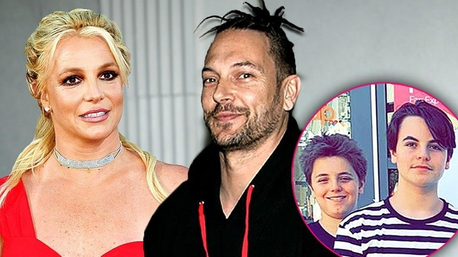 Britney Spears o tuoi U40 khong the tu quyet dinh cuoc doi minh hinh anh 9