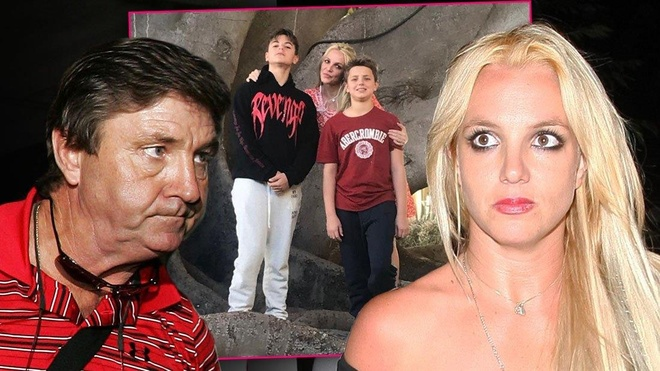 Britney Spears o tuoi U40 khong the tu quyet dinh cuoc doi minh hinh anh 8