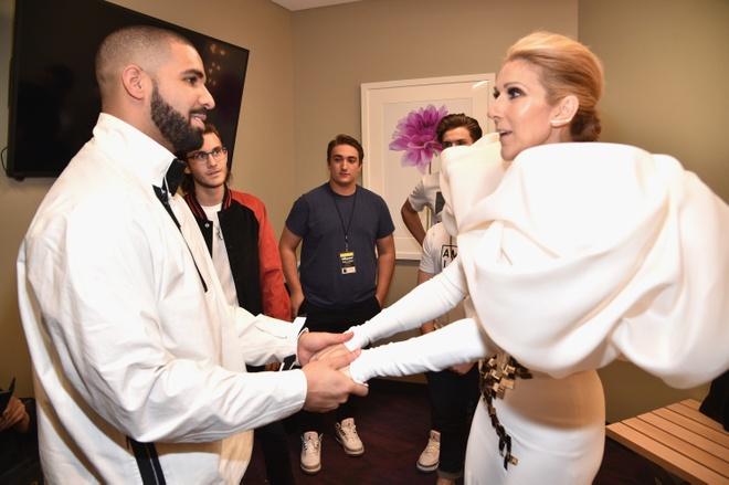 Celine Dion năn nỉ Drake đừng xăm hình cô