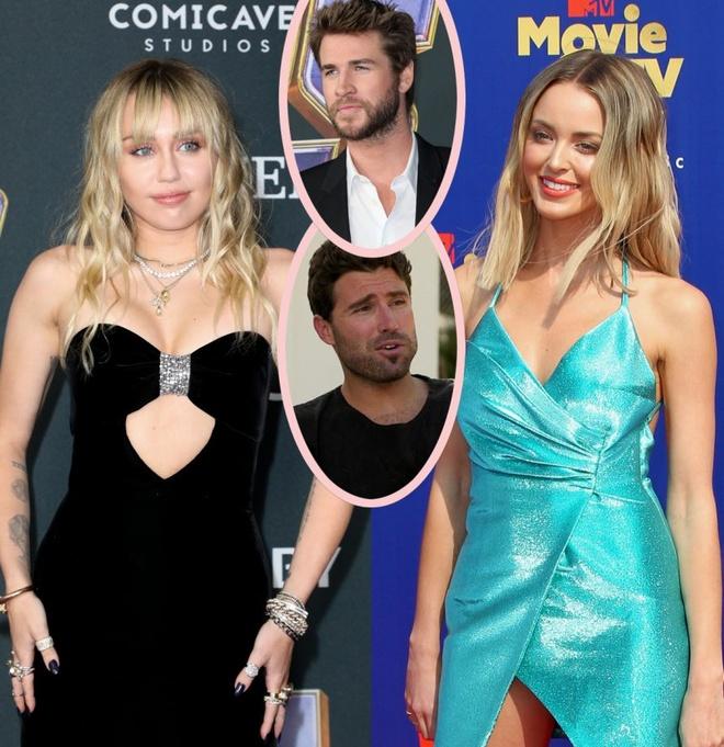 Miley Cyrus chia tay nguoi tinh dong gioi sau hon mot thang hen ho hinh anh 2